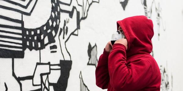 EGS tekee graffiteilla päiväkirjamerkintöjä maailmalle